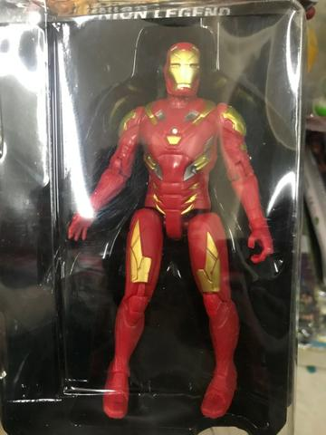 Boneco Homem De Ferro Vingadores Marvel Action Figure - Foto 2