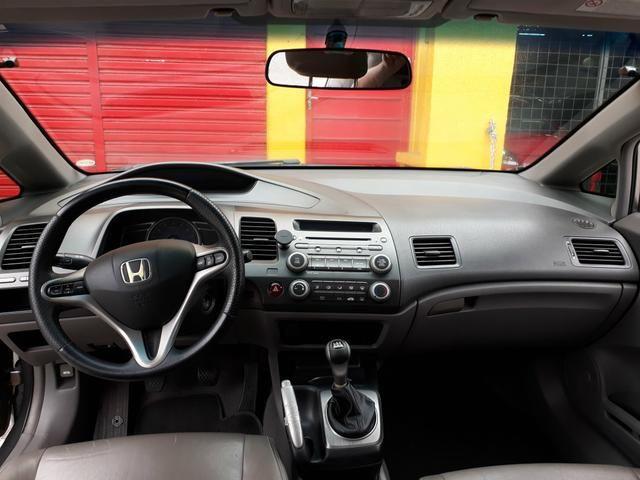 Honda/Civic Lxl Flex Completo - Foto 7