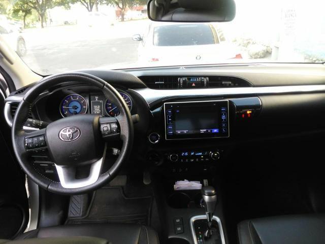 Toyota Hilux 17/17 SRX 2.8 4x4 - Foto 9