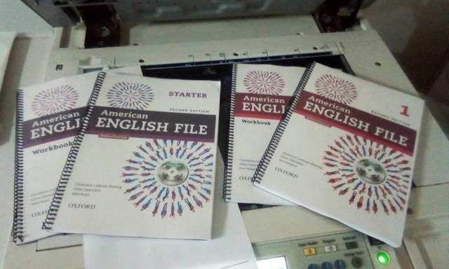 American English, Vente, Español, CIL. Leia o Anuncio!! Whatssap na Descrição abaixo - Foto 4