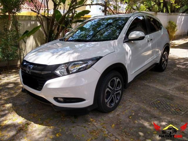 HR-V EXL 1.8 Flex - Unico Dono - Revisões feitas na Honda - Consigo Financiamento - 2016 - Foto 5