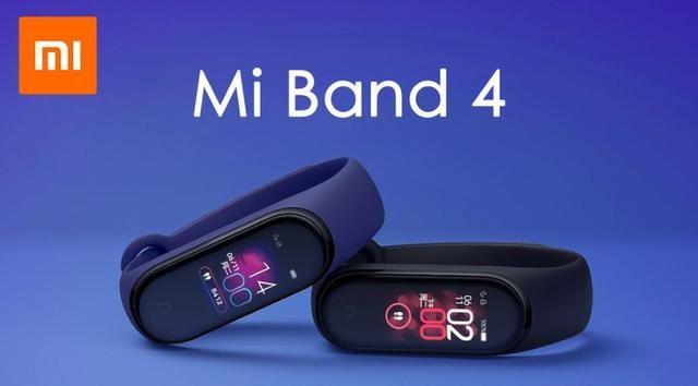 Smartwatch Mi Band 4 (Versão Global)