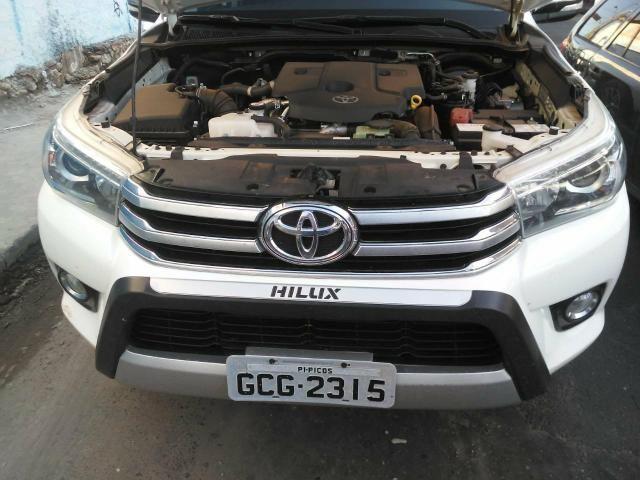 Toyota Hilux 17/17 SRX 2.8 4x4 - Foto 5