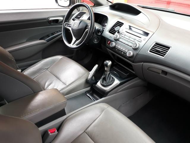 Honda/Civic Lxl Flex Completo - Foto 11