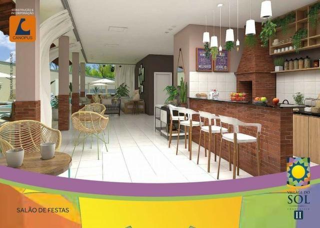 09-Village do Sol 2, apartamento na Estrada da Maioba