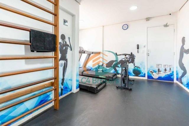 Apartamento com 3 dormitórios à venda, 63 m² por R$ 335.000,00 - Vila Miriam - Guarulhos/S - Foto 13