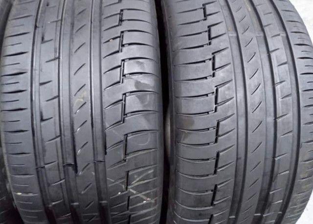 ? pneus semi novos 255/50-20 - Foto 5