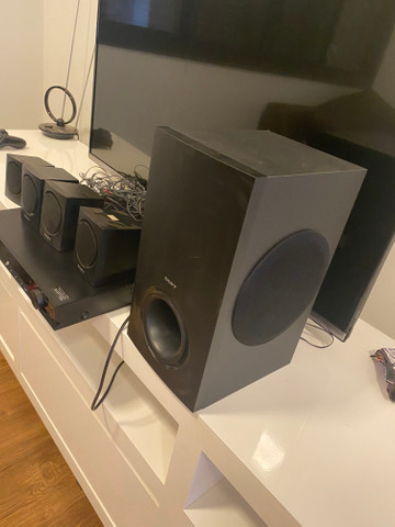 Home theater Sony 5.1 surround - Foto 2