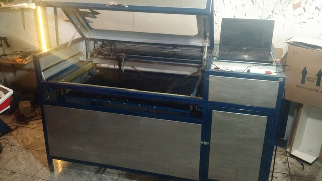 Máquina de corte laser 100w - Foto 3
