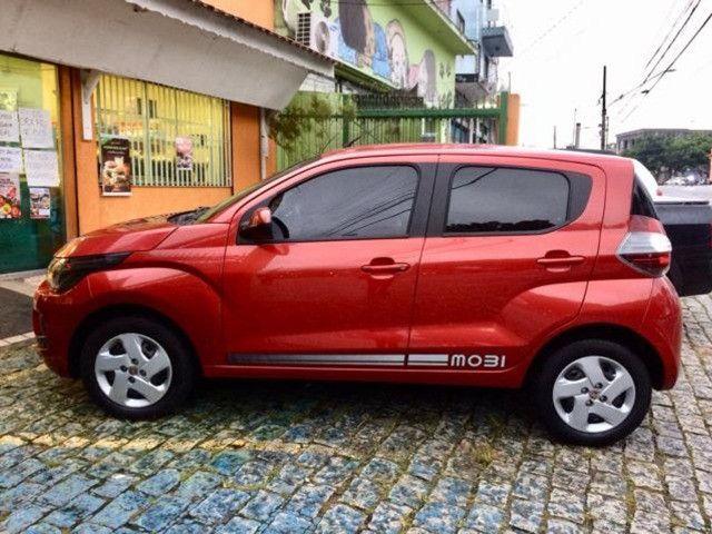 FIAT - Mobi Like 1.0 2017 Vermelho - Foto 7
