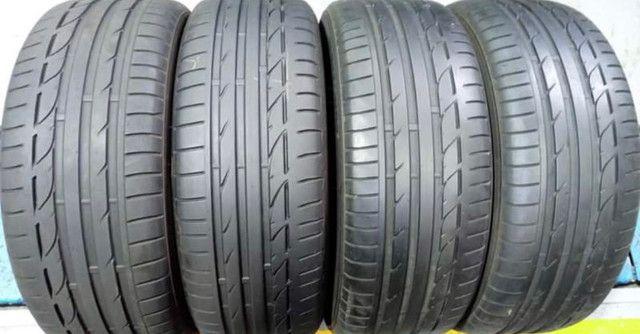 ? pneus semi novos 255/50-20 - Foto 6
