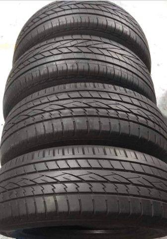 ? pneus semi novos 255/50-20 - Foto 20