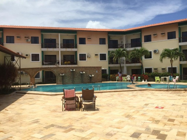 Apartamento à venda de 2 quartos no porto das dunas Porteira Fechada - Foto 12