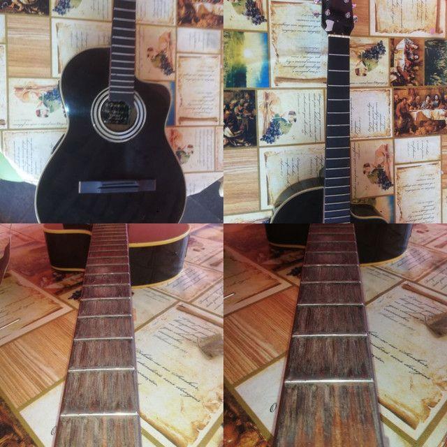 Violão guitarra reformas  - Foto 2