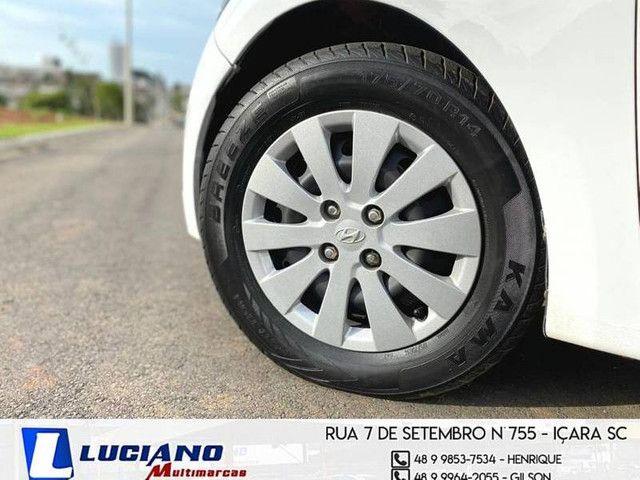 Hyundai HB20 Comf./C.Plus/C.Style 1.0 16V - Foto 16