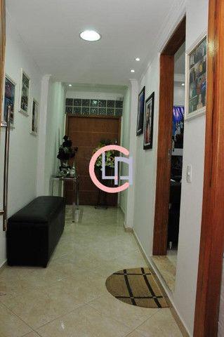 Sobrado para aluguel, 4 quartos, 2 suítes, 2 vagas, Parque Novo Oratório - Santo André/SP - Foto 9