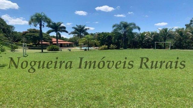 Maravilhosa chácara com 20.000 m², ótima casa, local tranquilo (Nogueira Imóveis Rurais) - Foto 9