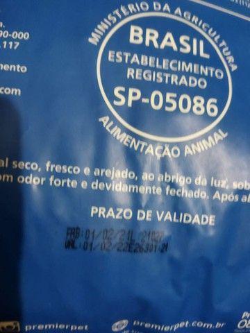 Ração Premier Light Raças Grandes - Sabor Frango - 15kg - Foto 4