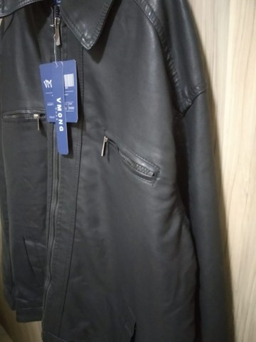 Jaquetas de couro - Foto 4