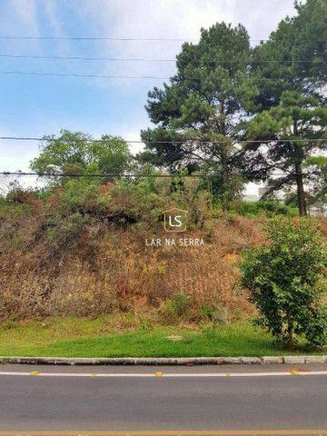 Terreno à venda, 714 m² por R$ 300.000,00 - Mato Queimado - Gramado/RS - Foto 2
