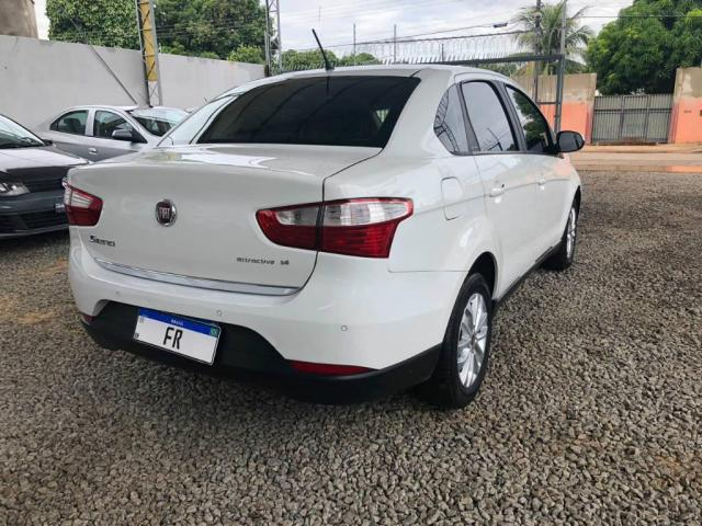 Fiat Grand Siena ATTRACTIVE 1.4 2018 - Foto 9