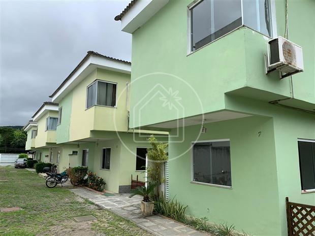 Casa de condomínio à venda com 3 dormitórios em Itaipu, Niterói cod:887954