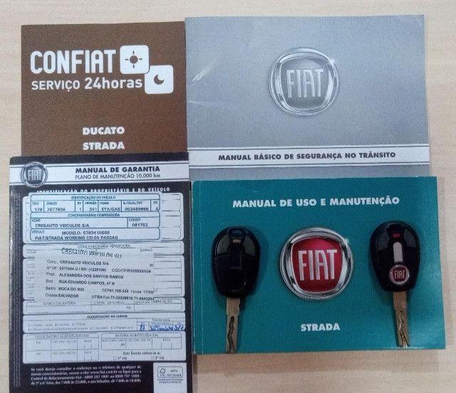 Fiat Strada 1.4 CD 3P Working 2015 - Foto 19