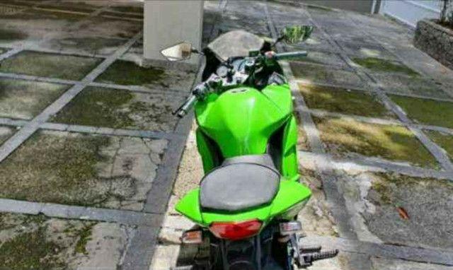 Kawasaki ninja 250r  - Foto 3