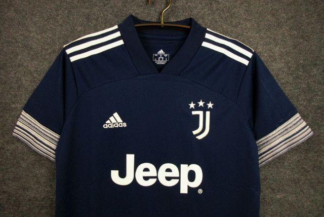 Camisa Juventus Away 20/21 s/n° Torcedor - Foto 3