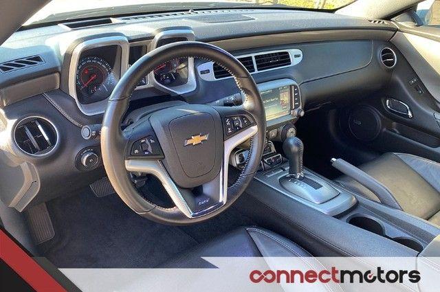 Chevrolet Camaro SS 6.2 V8 - 2014 - Foto 4