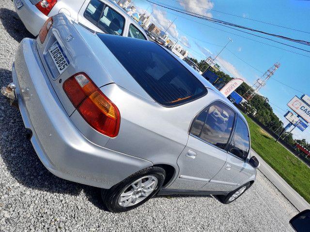 Honda Civic LX automático - Foto 3