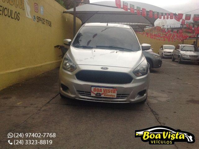 Ford Ka Se 1.0 GNV - Completo 2015 - IPVA 2021 Grátis! - Foto 6