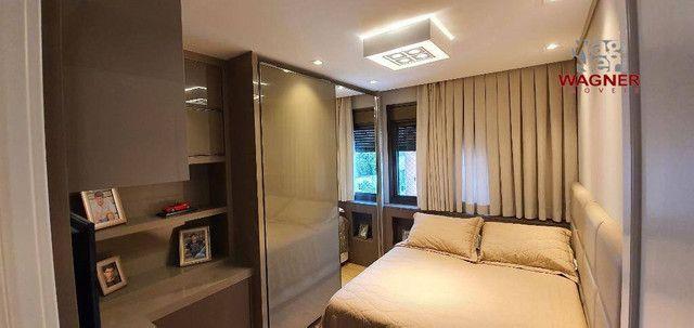 Apartamento com 3 dormitórios à venda, 116 m² por R$ 975.000 - Balneário - Florianópolis/S - Foto 15