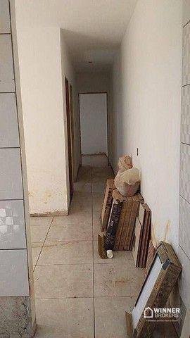Casa com 2 dormitórios à venda, 60 m² por R$ 165.000,00 - Parque Residencial Bom Pastor -  - Foto 6