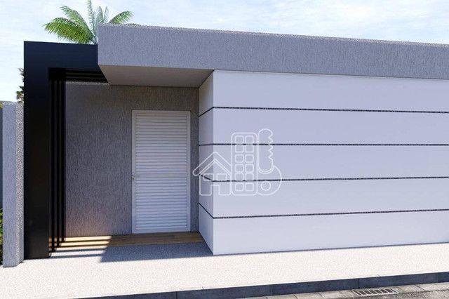 Casa com 3 dormitórios à venda, 100 m² por R$ 495.000,00 - Jardim Atlântico Leste (Itaipua - Foto 6