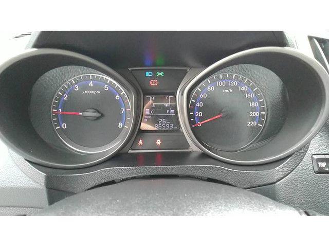 Hyundai HB20 1.0 12v 2013 Flex Completo (R$38.500,00) - Foto 10