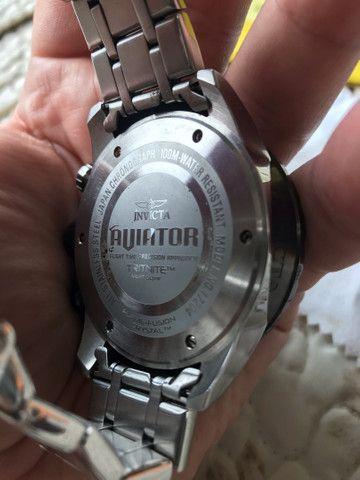 Vendo relógio invicta original  - Foto 6