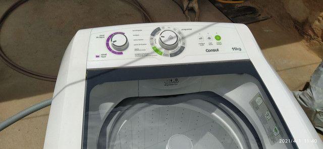 Máquina de lavar roupas 11 kg - Foto 5