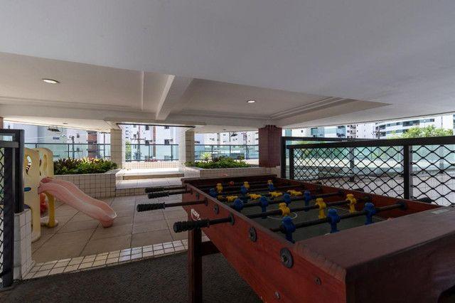 Apartamento com 3 quartos à venda, 127 m² por R$ 650.000 - Boa Viagem - Recife - Foto 20