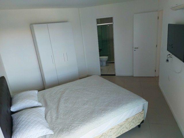 Apartamento condominio fechado, nascente, estilo pé de areia - área de lazer moderníssima - Foto 15