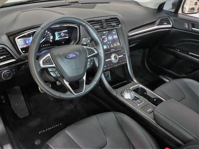 Ford Fusion Titanium 2.0 GTDI FWD - Foto 7