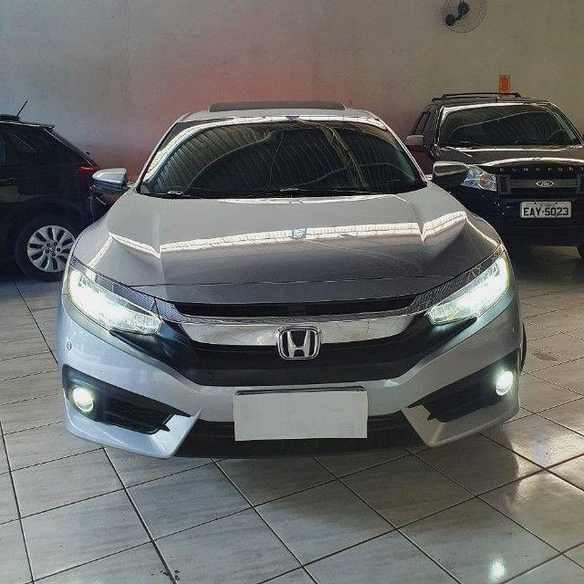 Honda Civic Touring  - Foto 2