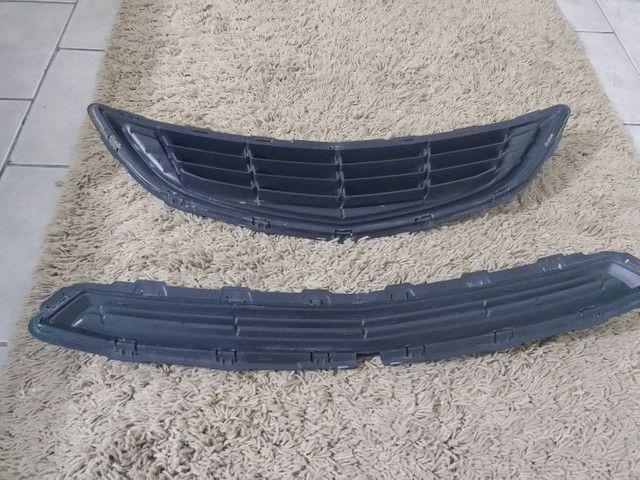 Grade para choque GM Onix Prisma original grade radiador - Foto 2