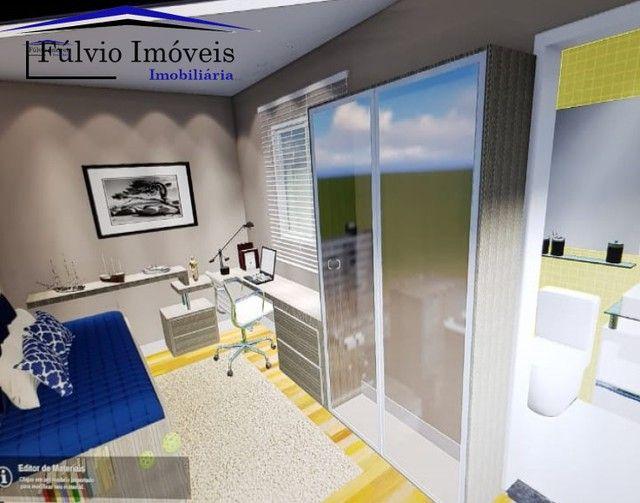 Esplendido apartamento com elevador, excelente condomínio, fino acabamento com porcelanato - Foto 4