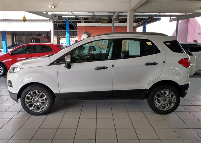 FORD ECOSPORT 1.6 FREESTYLE 16V FLEX 4P MANUAL - Foto 9