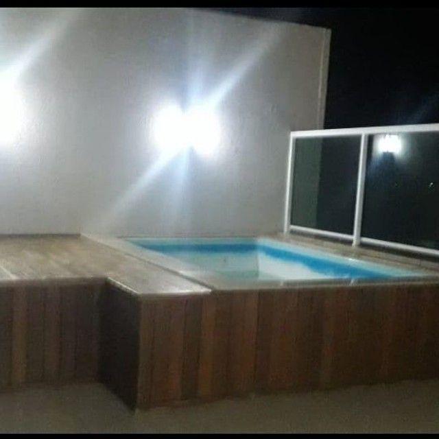 Venda- Cobertura de 4 suítes no Brasil Beach mobiliada- Cuiabá MT - Foto 4