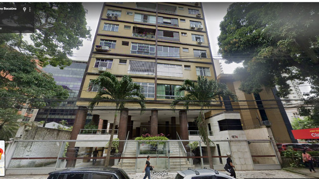 Aluguel de apartamento com dois quartos - Ed. São Paulo, Nazaré, Belém PA