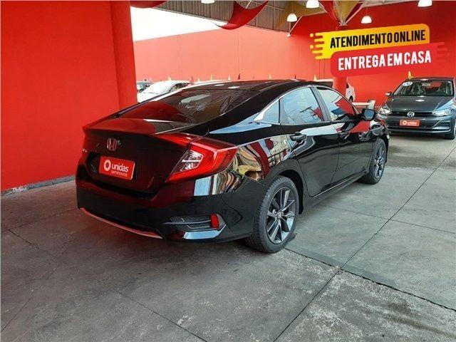 Honda Civic 2.0 16V flexone EX 4P CVT - Foto 5
