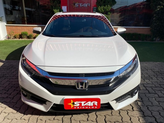 CIVIC 1.5 TOURING 2017 STAR VEICULOS - Foto 7