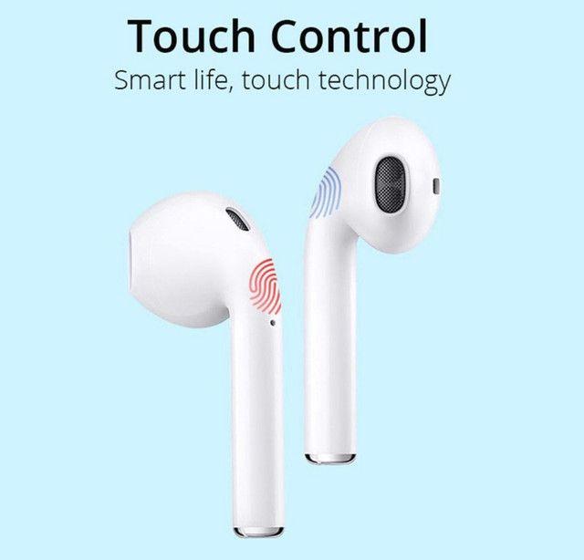 ? ÚLTIMA UNIDADE ?Macaron fones  inPods i12 TWS Bluetooth - Foto 2